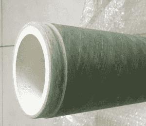cermaic epoxy fiberglass tube High temp High voltage fuse tube