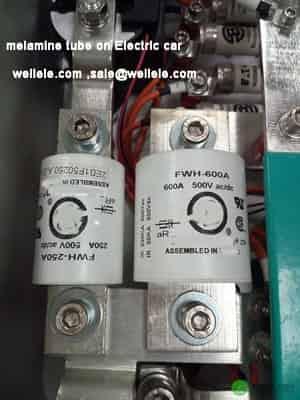 high voltage electric vehicles EV fuse