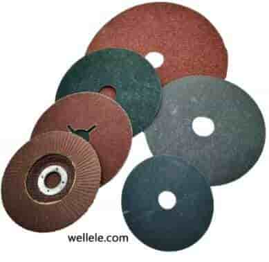 Vulcanized Paper Abrasives